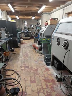 Atelier machines