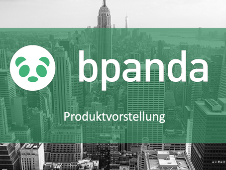 News! bpanda revolutioniert das Prozessmanagement