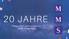 Happy Birthday! Wir feiern 20 Jahre MMS Consulting