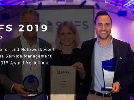 SMFS 2019 - SCHLÜSSEL ZUR STRATEGISCHEN BUSINESS PARTNERSCHAFT - RECAP