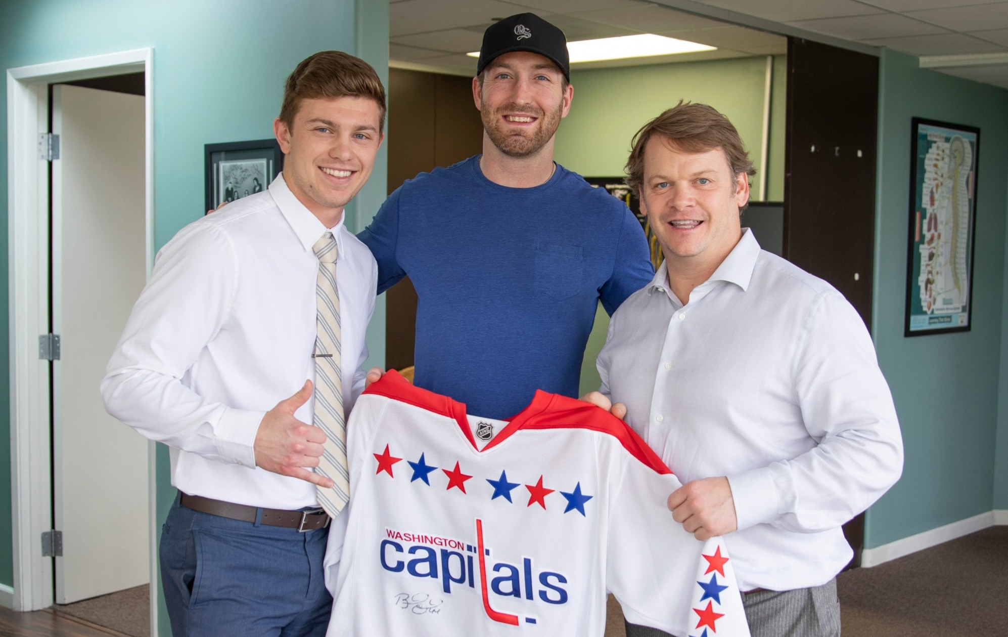Brooks Orpik, Dr. Glow &Dr. Anderson