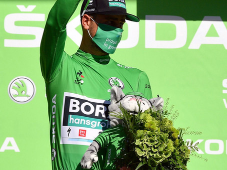 BORA-hansgrohe put Sagan back in green jersey