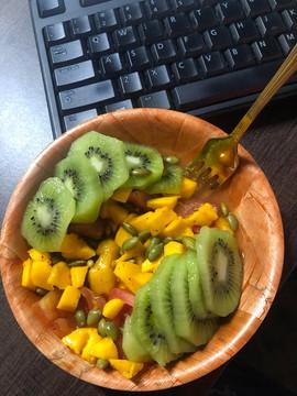 fresh fruit snack for work.jpg