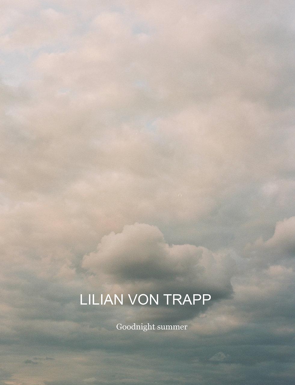 LILIAN_VON_TRAPP_Goodnight_Summer_Video.