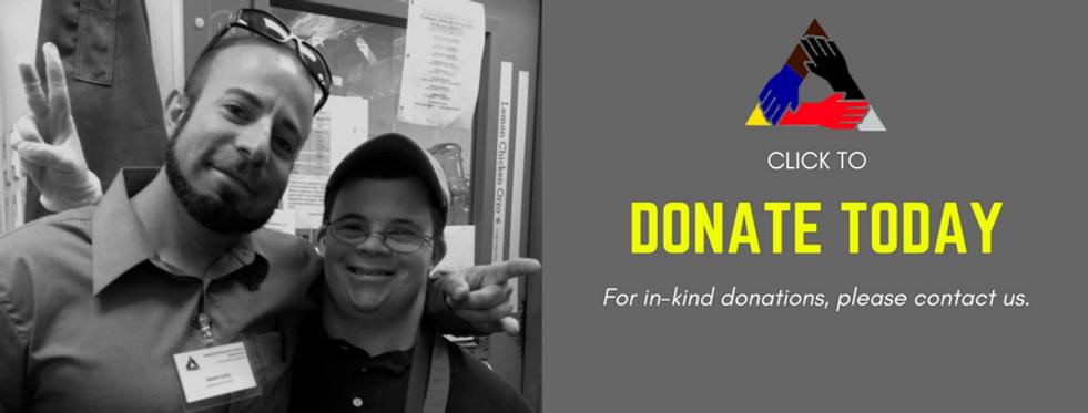 Jason and Reid - Donation
