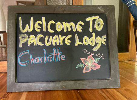 Pacuare Lodge Adventure!