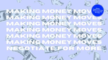 Money Talks: Desired Salary