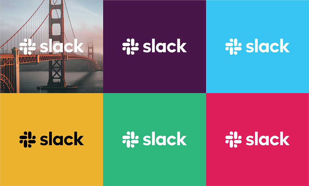 Slack Brand Logos