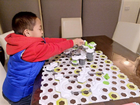 Our toy library experience: A saving grace