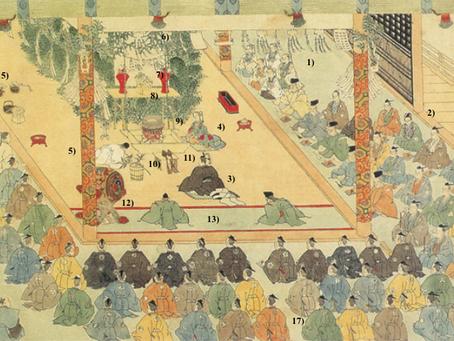 Iconography of kagura performance at Ise 1