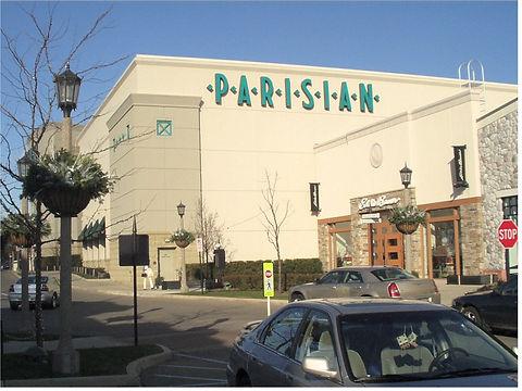 Parisian Store