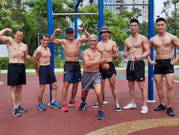 Team Strong Silvers : Age is just a number