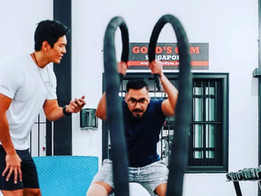 What does it take to become a personal trainer?