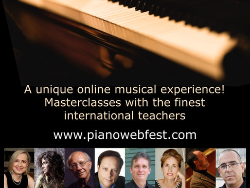 pianowebfest spring session - we are on!