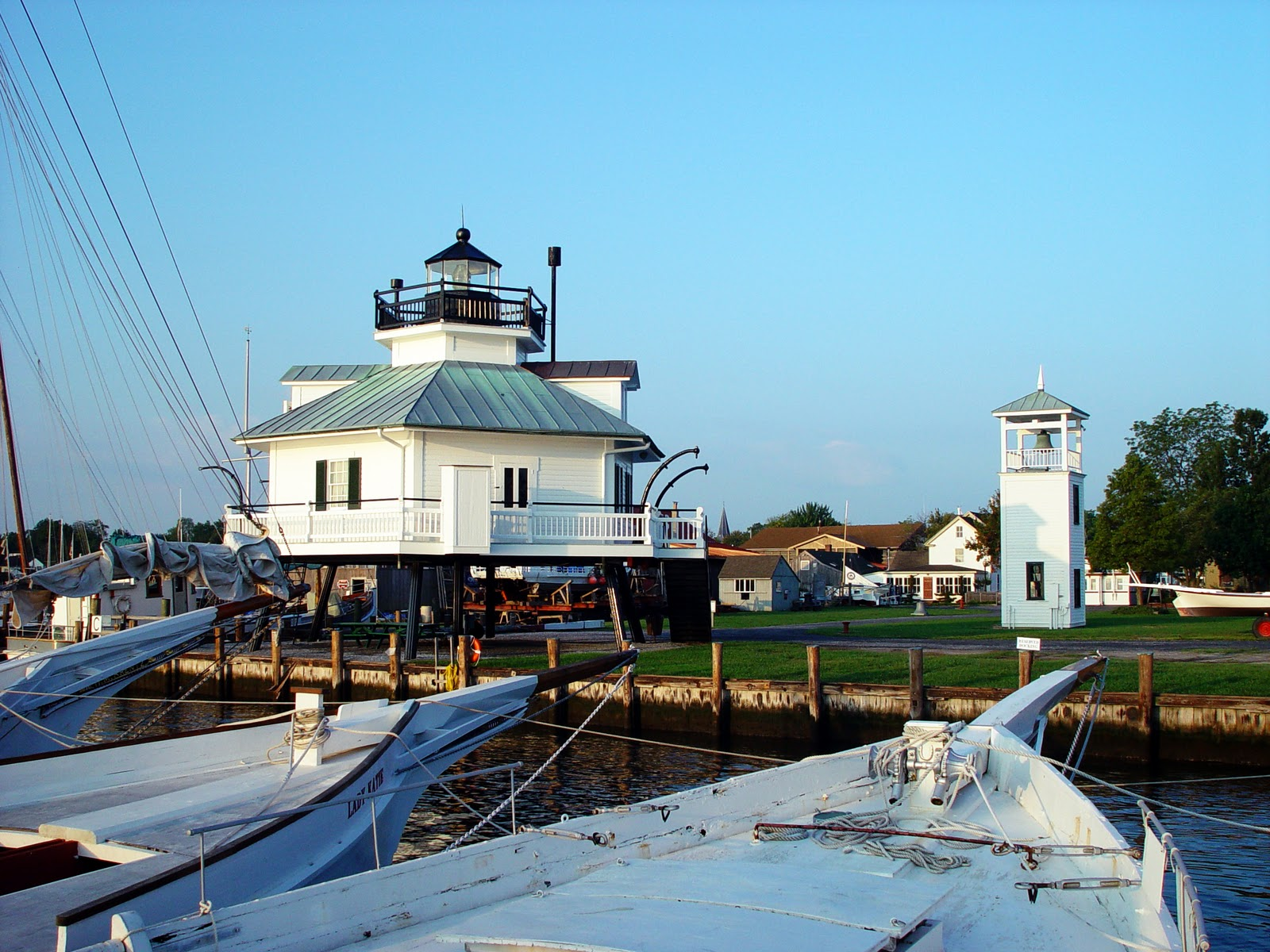Chesapeake Bay Maritime Museum St. Michaels, Maryland