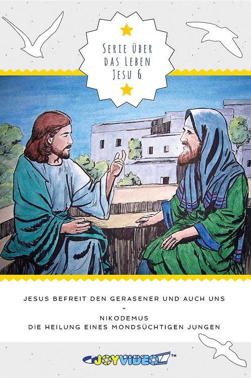 Serie über das Leben Jesu, DVD Nr. 6