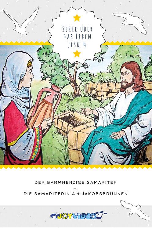 Serie über das Leben Jesu, DVD Nr. 4