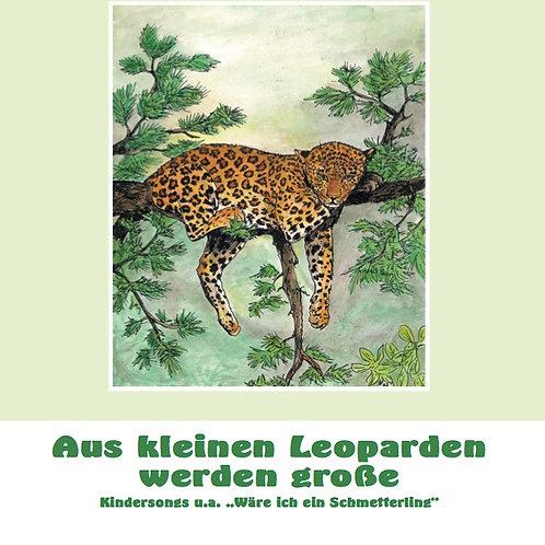 Aus kleinen Leoparden werden große