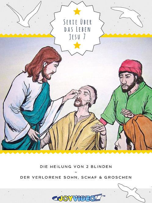 Serie über das Leben Jesu, DVD Nr. 7