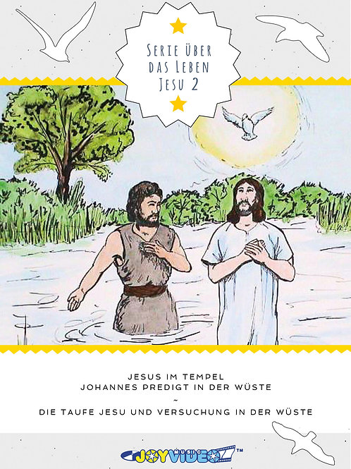 Serie über das Leben Jesu, DVD Nr. 2