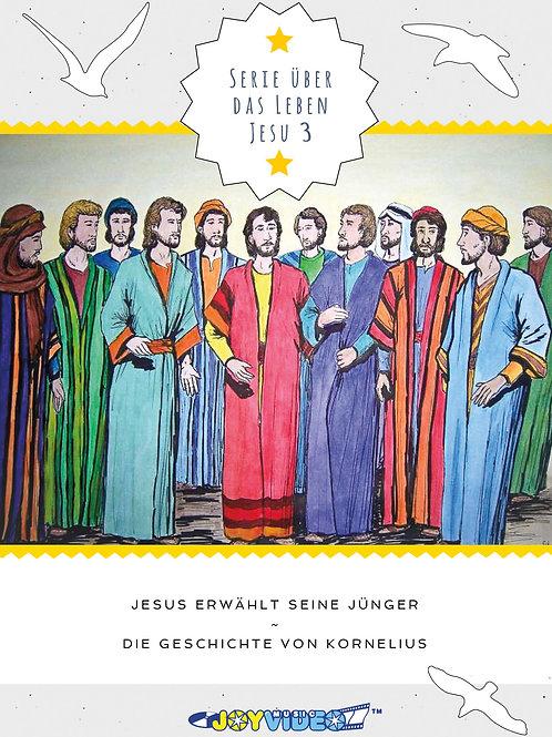 Serie über das Leben Jesu, DVD Nr. 3