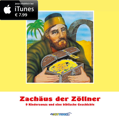Zachäus der Zöllner