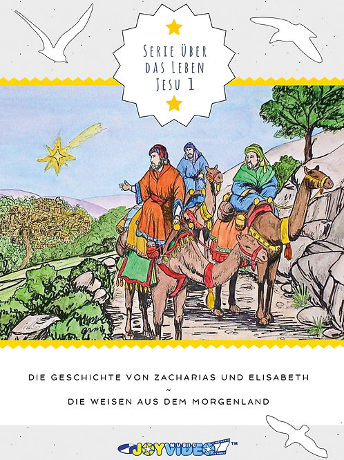 Serie über das Leben Jesu, DVD Nr. 1