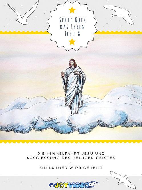 Serie über das Leben Jesu, DVD Nr. 8