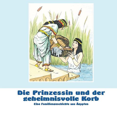 Die Prinzessin und der geheimnisvolle Korb