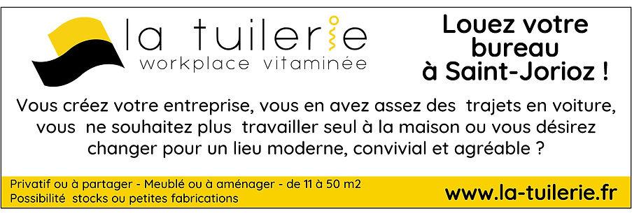La Tuilerie dans le magazine Municipal N°30 Saint-Jorioz