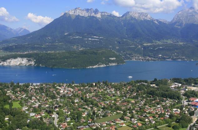 Saint-Jorioz Haute-Savoie