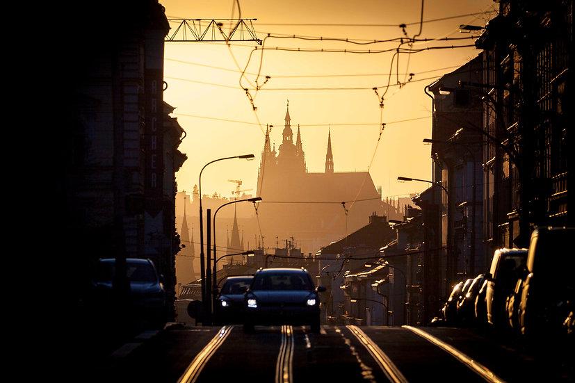 Počasí Praha - Předpověď počasí Praha