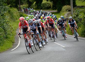 Tour de France 2017 à Bellevue d'Aveyron RODEZ  LAISSAC