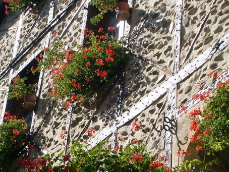 Visite guidée de Sainte Eulalie d'Olt à 17H le 2 aout 2019