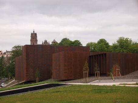 A Rodez le musée Soulages ouvre ses portes le 29 mai 2014
