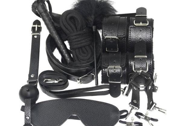 70104 Kit para BDSM 10 pcs.