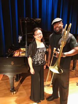 Brass Keys Duo 2017