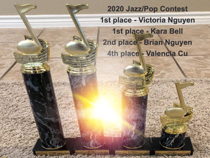 2020 AMTA Jazz/Pop Contest