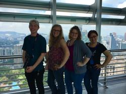 Petronas Twin Tower Tour - Rhapsody