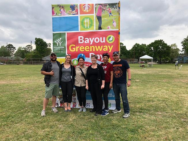 Bayou Greenway Day Team 2018.jpg