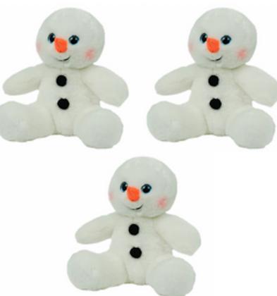 THREE Snowman kits