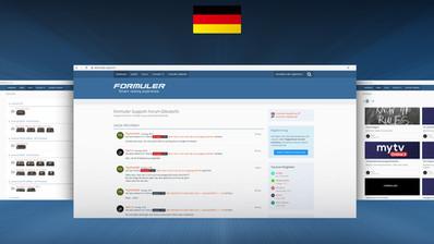 Deutsches Formuler-Support Forum ist jetzt Online