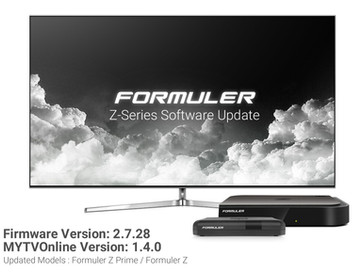 February Z-Series Software Update