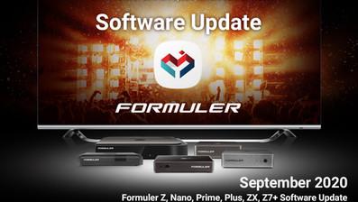 September 2020 MYTVOnline 1 Software Update