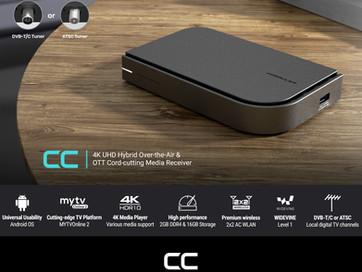 New model : Formuler CC released