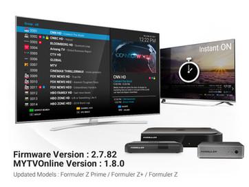November 2017 Z-Series Software Update