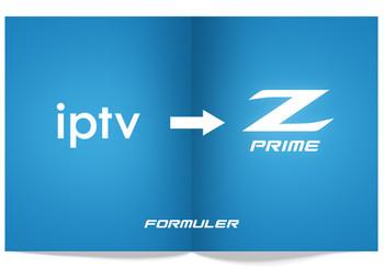 Formuler IPTV Name Change