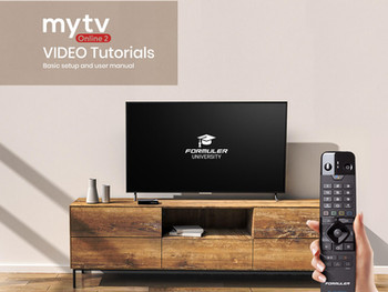MYTVOnline2 Video Tutorials Series