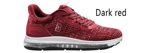 BIBIA Air Assault Sports Sneaker Berry Red