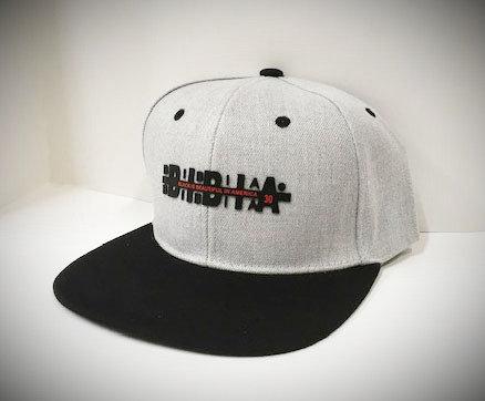 BIBIA Brand Couture Message Label Cap